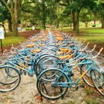 UF Cycles Its Way Towards Environmental Sustainability