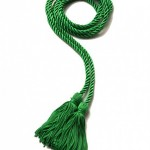 Green Gator Graduation Cord Challenge