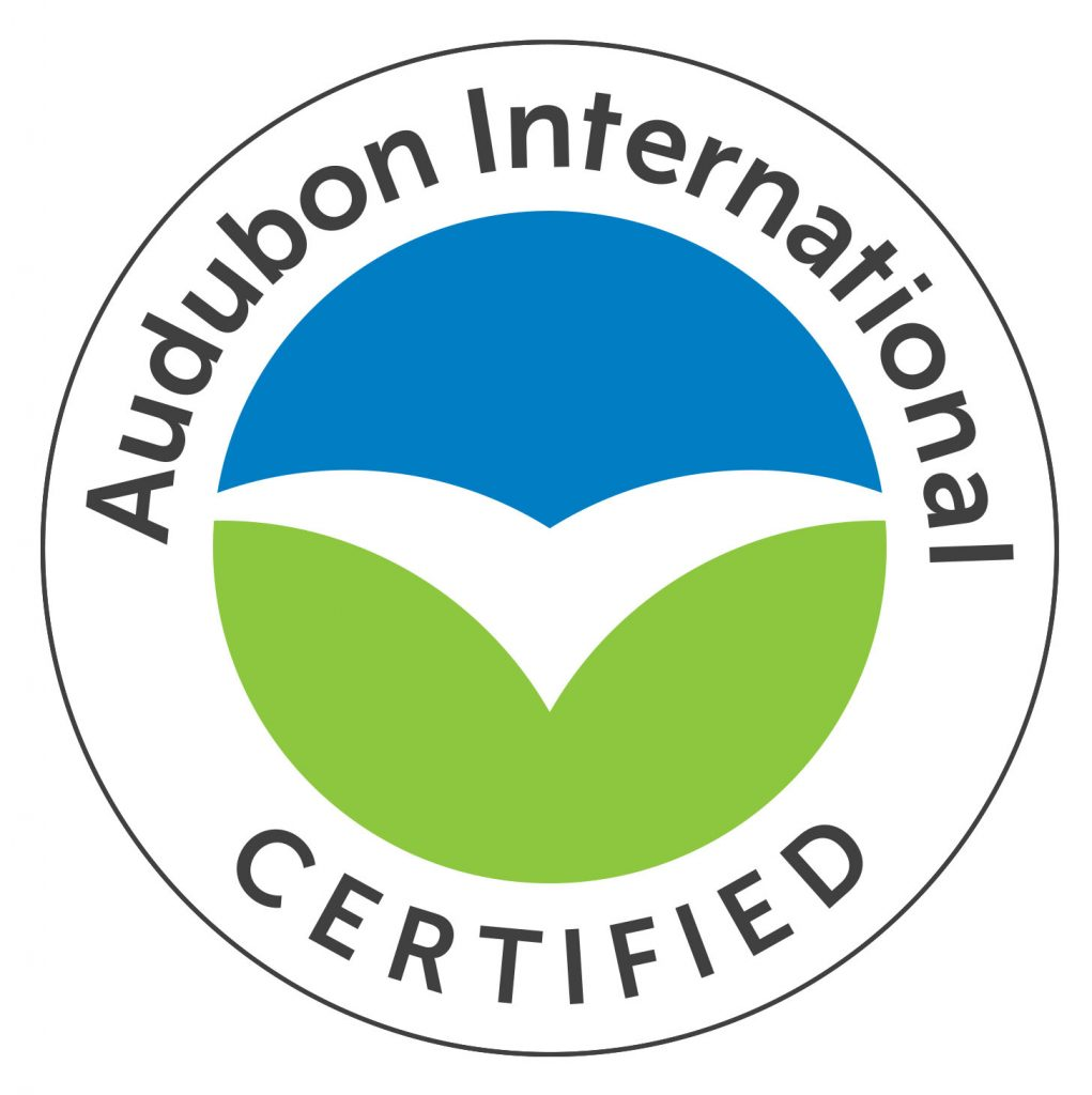 Audubon International Certification Logo
