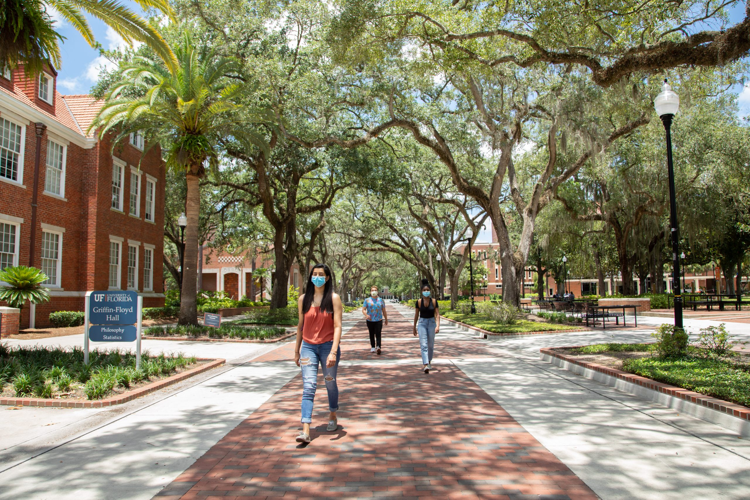 Going Green at UF